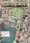 Centennial Park Plan