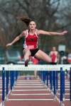 Kelly Hodgins - 2nd Junior Girls Sprint Hurdles - Northern