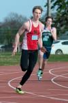 Sebastian Smith - 1st 300m Junior Boys (38.6m)