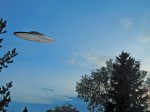 New sightings bring to nine the number of UFOs reported over Sarnia by at least 18 people in the past year and a half. The image here is a photo illustration only.
