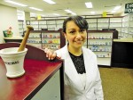 Pharmacist Marian Atia has opened Front St. Pharmacy at the St. Clair Corporate Centre. Cathy Dobson