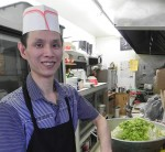 Sunny Chen does virtually all the cooking at his Christina Street Asia Style restaurant. Since coming to North America he has adapted his Chinese cooking to American style but likes to prepare authentic Tai food as well.  Cathy Dobson