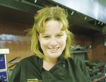 Lynne Cotton is the head chef at Paddy Flaherty's Glenn Ogilive