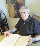 George Delgrosso of Dr. D. and All That Jazz will play the 14th annual Can Am Jazz event on Aug. 24. Glenn Ogilvie