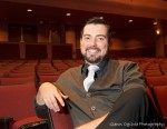 Brian Austin, Imperial Theatre manager