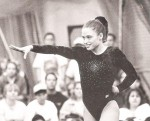 Selina Mirjavadi (nee Nickason) is being inducted into the Central Michigan University Athletics Hall of Fame. CMU Athletics Photo