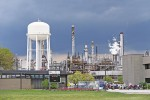The Shell Canada oil refinery at Corunna.Glenn Ogilvie