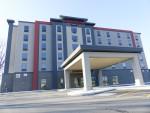 The new Hampton Inn in Point Edward. Journal Photo