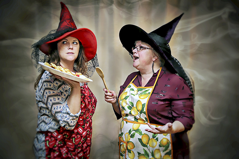 Kitchen Witches casting spell on First Friday - The Sarnia Journal