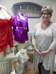 Chris Yurchuk has merged The Fitting Room and Petrolia's Lilith Lingerie into her new downtown Sarnia shop. Cathy Dobson