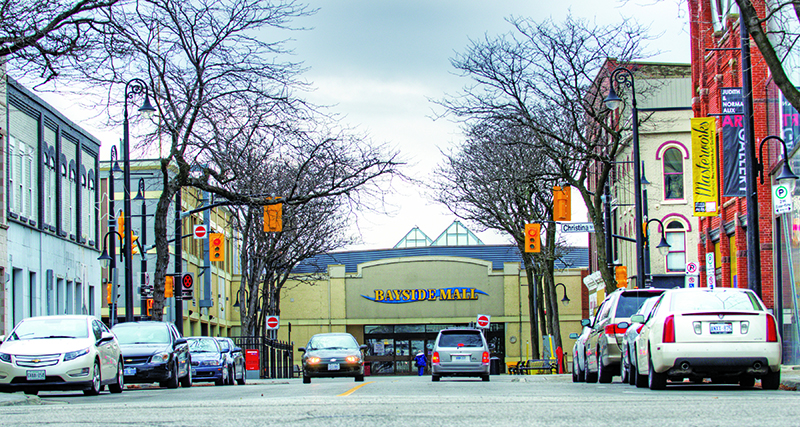 A growing reluctance to travel to the U.S. these days could benefit Sarnia-Lambton's tourism industry. Journal file photo