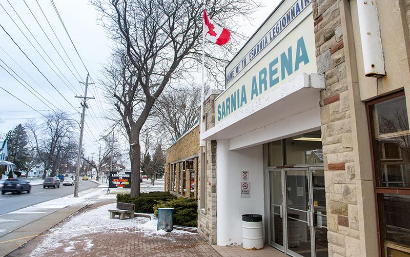 Sarnia Arena