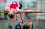 Sebastian Smith soared over the bar at 2.02 metres to win the senior men's high jump gold at the OFSAA West Regionals. Smith finished fourth in hurdles and joined Northern teammates Zach Doxilly, Nathen Chapple and Alec Trusler to take silver in the 4x400 relay. Bruce Smith, Special to The Journal