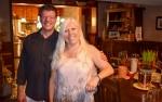 Joe and Caroline Giresi in La Casa Mia. Cathy Dobson