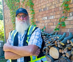 Ron Campbell has owned Lambton Tree Service for the past 30 years. Troy Shantz