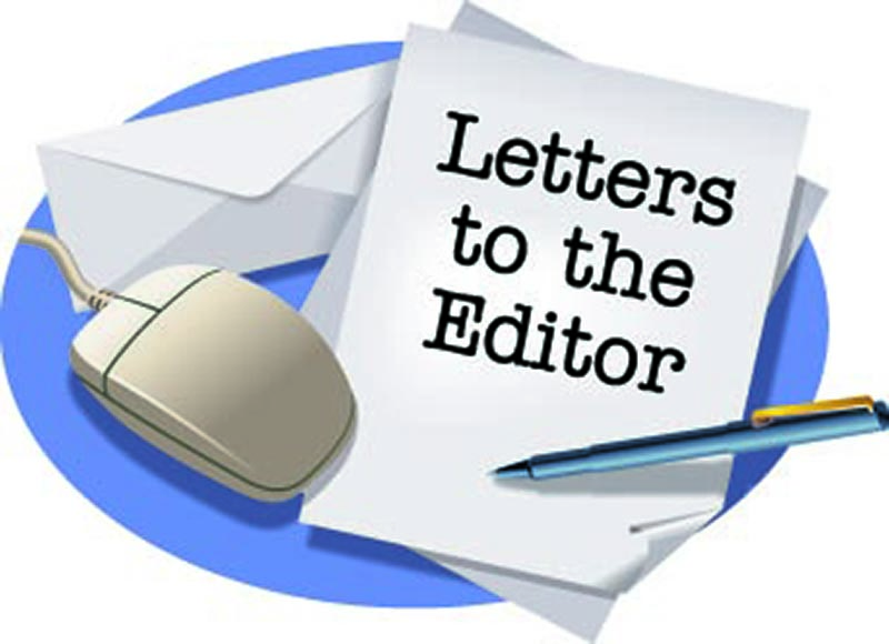 Letters Week Of Oct 19
