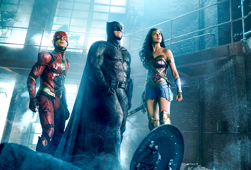 Even Zack Snyder's Son Thinks WB Screwed Justice League