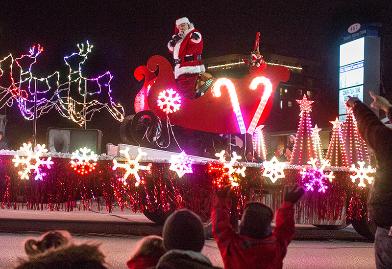 Regina getting set to hold Santa Claus Parade