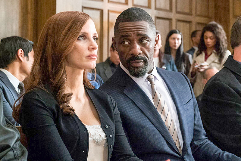 Aaron Sorkin & Jessica Chastain chat about their new film Molly's Game