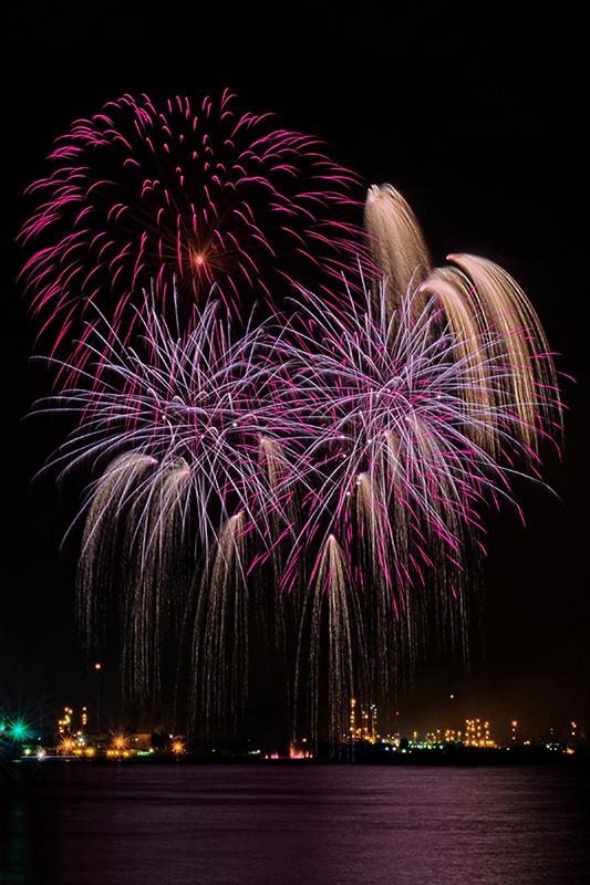 Sarnia fireworks
