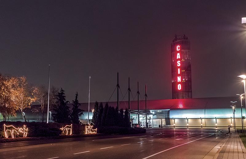Point Edward Casino